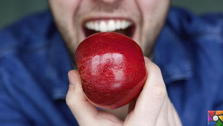 Yemekleri neden iyi çiğnemeliyiz? İyi çiğnemenin faydaları nelerdir? | Meyveler kabuğu ile yenmeli