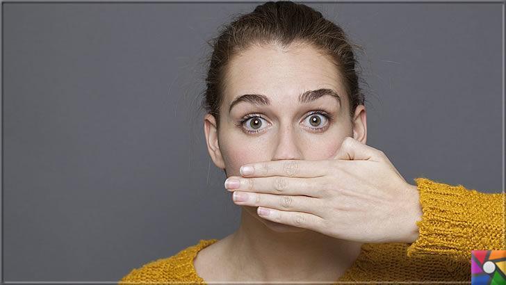 Ağız kokusu (halitosis) bir hastalığın belirtisi mi? Ağız kokusu neden olur?