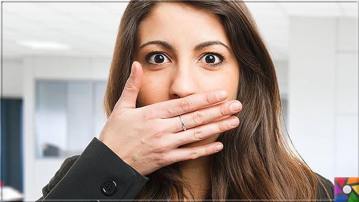 Ağız kokusu (halitosis) bir hastalığın belirtisi mi? Ağız kokusu neden olur? | Ağız Kokusu iş hayatında da sorun çıkarır