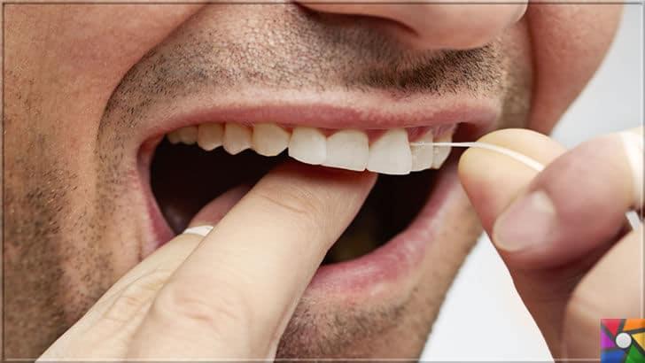 Ağız kokusu (halitosis) bir hastalığın belirtisi mi? Ağız kokusu neden olur? | Diş ipini en az günde 1 kez kullanmalı