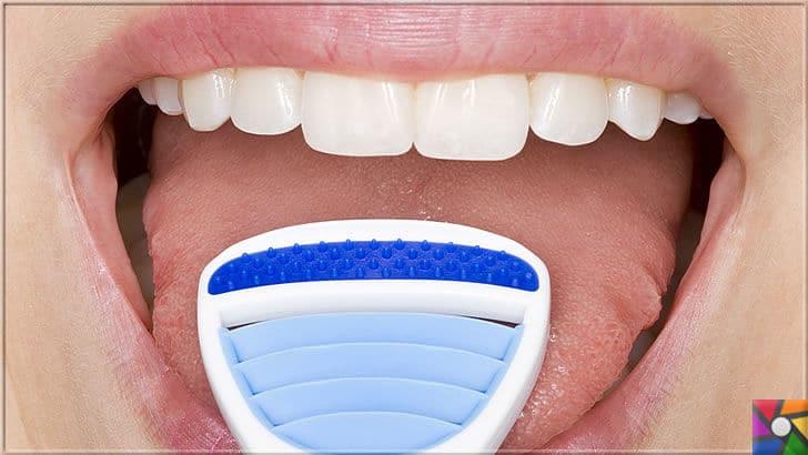 Ağız kokusu (halitosis) bir hastalığın belirtisi mi? Ağız kokusu neden olur? | Dil fırçasını en az günde 1 kez kullanmalı