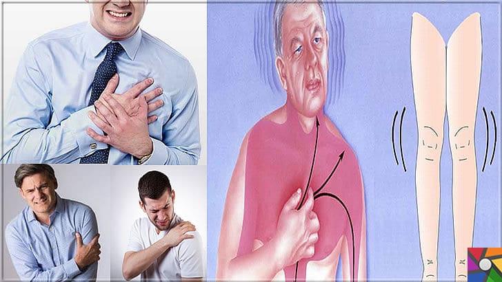 Farkına varmadan kalp krizi geçirmek mümkün mü? Kalp acısı öldürür mü? | Göğüste şiddetli ağrı var ise, omuz ve kollara doğru baskı yapıyorsa, hiç zaman kaybetmeden doktora gidin