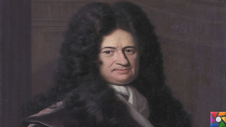 Gottfried Wilhelm Leibniz Kimdir? Hayatı, Biyografisi ve İcatları | Gottfried Wilhelm Leibniz'in renklendirilmiş fotoğraf haline getirilmiş portresi