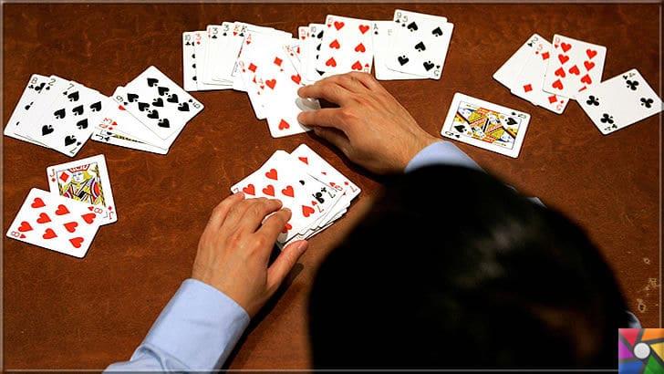İnsan hafızasının sınırı var mı? Hafıza (Bellek) kapasitesi nasıl artar? | Oyun kartlarından 20 tane alın ve gelişigüzel sıraya sokun. Bakalım kaç dakikada sıralı ezberleyebileceksiniz.