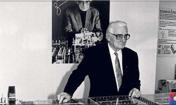 Konrad Zuse kimdir? Konrad Zuse'nin Hayatı ve Biyografisi