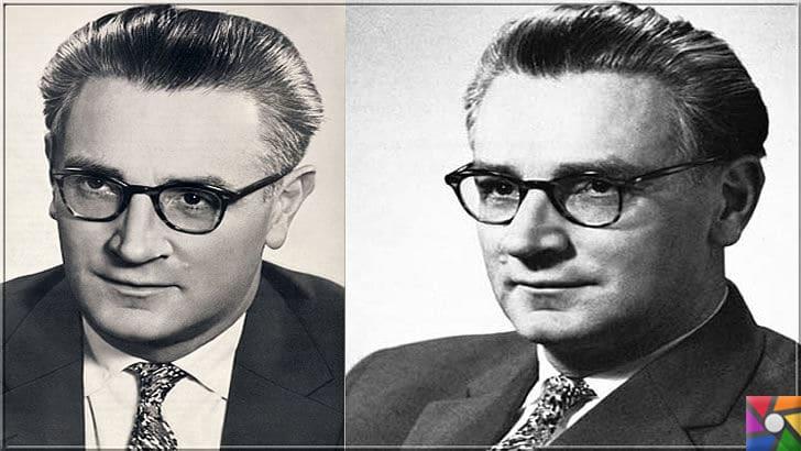 Konrad Zuse kimdir? Konrad Zuse'nin Hayatı ve Biyografisi   Konrad Zuse