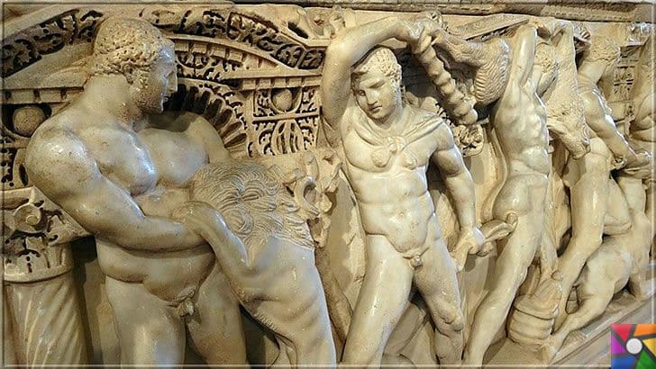 Konya Herakles Lahdi Nerede? Nasıl gidilir? Tarihçesi ve Özellikleri | Konya Herakles Lahdi