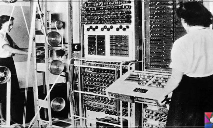 Nazilerin şifrelerini kırmak için üretilen ilk dijital dev bilgisayar: Colossus