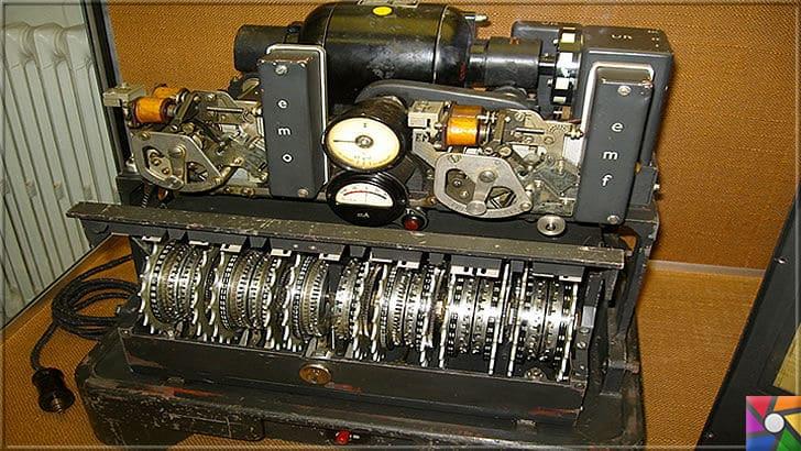 Nazilerin şifrelerini kırmak için üretilen ilk dijital dev bilgisayar: Colossus | Alman Nazilerin 2. Şifreleme Makinesi Lorenz