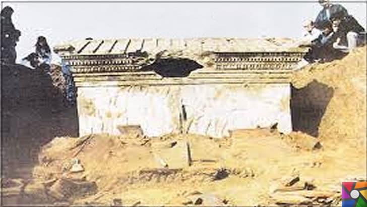 Türkiye'nin en eski lahdi Polyksena Lahdi Nerede? Tarihçesi ve Özellikleri | Polyksena Lahdinin ilk bulunduğu zamanki hali