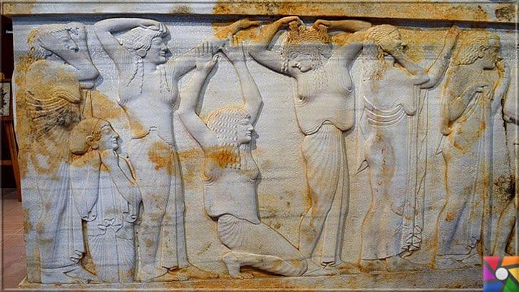 Türkiye'nin en eski lahdi Polyksena Lahdi Nerede? Tarihçesi ve Özellikleri | Ağıt yakan kızlar