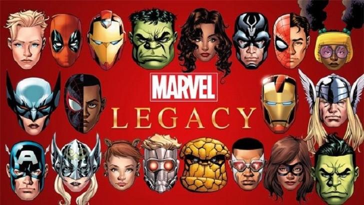 Marvel Film Serisi Hangi Sıra İle İzlenmelidir? Marvel Film İzleme Rehberi | Marvel Legacy