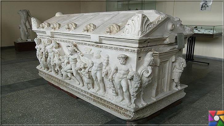 Kayseri Herakles Lahdi Nerede? Kayseri Herakles LahdininTarihçesi | Kayseri Müzesinde bulunan Herakles Lahdi