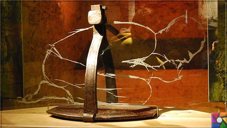Ortaçağ Avrupa'sında yapılan insanlık dışı 10 işkence aleti ve yapılış şekli | Çöpçünün Kızı işkence aleti