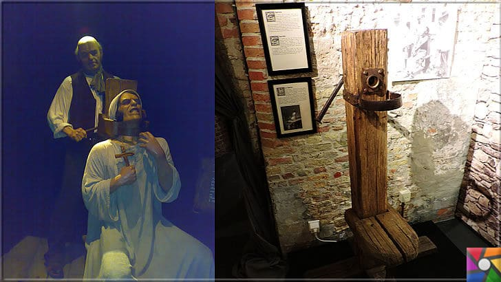 Ortaçağ Avrupa'sında yapılan insanlık dışı 10 işkence aleti ve yapılış şekli | Garotte (Boğaz Sıkma Aracı) İşkence aleti