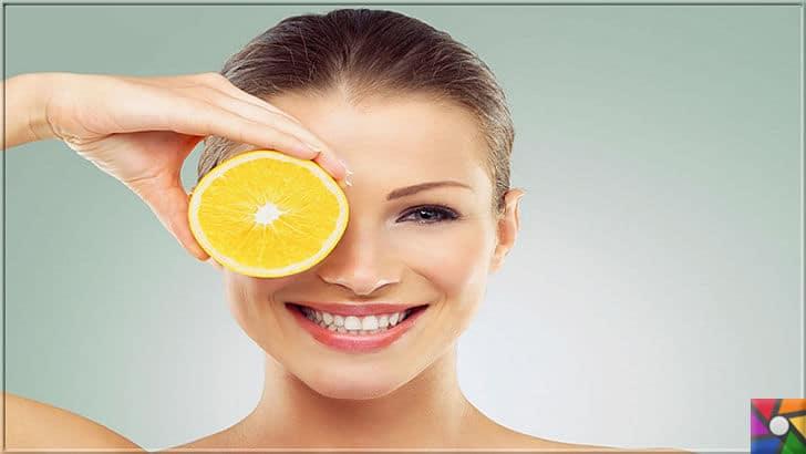 Sağlıklı ve Kusursuz bir cilt için yenilmesi gereken en iyi 24 gıda nedir? | Portakal yiyerek cilt sağlığınıza destek olabilirsiniz