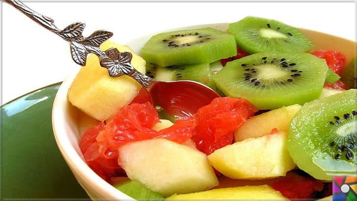 Sağlıklı ve Kusursuz bir cilt için yenilmesi gereken en iyi 24 gıda nedir? | Artık her gün alışkanlık haline getirip, meyve salatası yemelisiniz