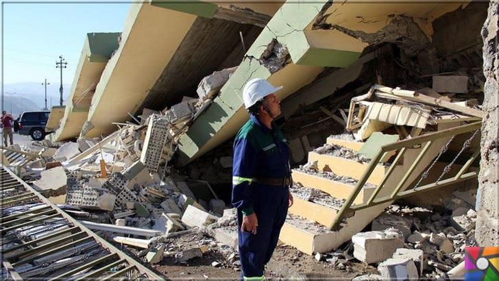 Son 100 yılda hangi büyük depremler oldu? Şiddeti ve ölüm sayıları | İran Depremi sonrası yıkılan bina fotoğrafları