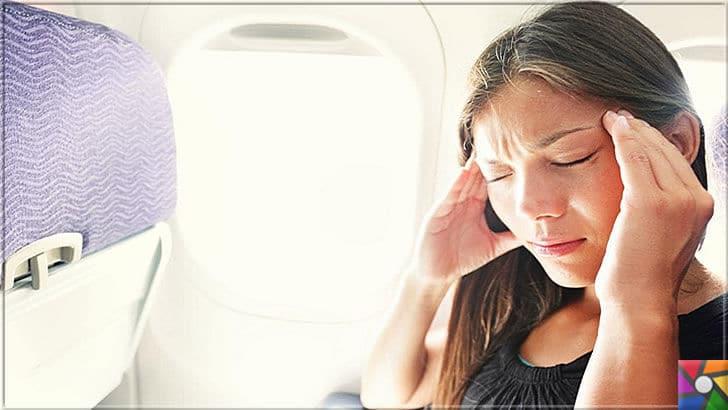 Uçak yolculuğu yapmak vücutta hangi değişikliklere neden olur? | Uzun süre havada kalmak mental sorunlar yaratıyor
