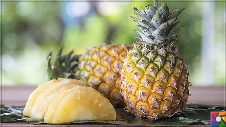 Doğal Detoks nasıl yapılır? Metabolizmayı hızlandıran en iyi 24 süper gıda | Ananas