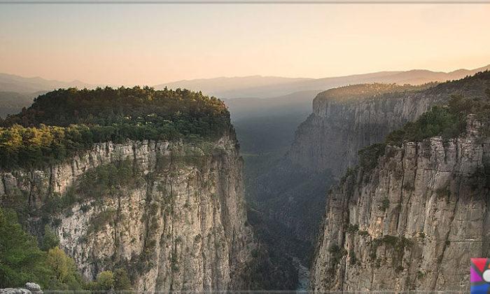 Antalya'nın görülmesi gereken harika 7 kanyonu nerede? Nasıl gidilir?