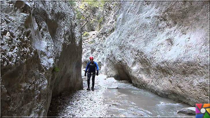Antalya'nın görülmesi gereken harika 7 kanyonu nerede? Nasıl gidilir? | Kıbrıs Kanyonu gezginler ve meraklılar için bulunmaz bir yer