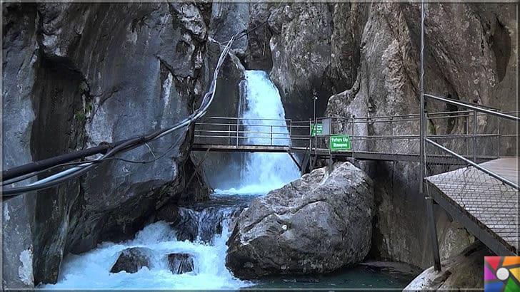 Antalya'nın görülmesi gereken harika 7 kanyonu nerede? Nasıl gidilir? | Sapadere Kanyonu