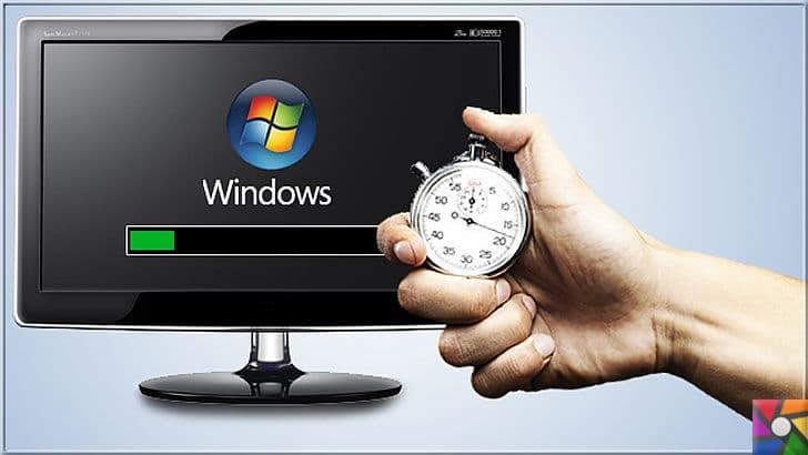Bilgisayarı yavaşlatan gizlice güç tüketen işlemler nelerdir? |<strong> Bilgisayarın açılması uzun sürüyor mu? Sorun ya son yapılan update yada işletim sisteminde sorun vardır</strong>