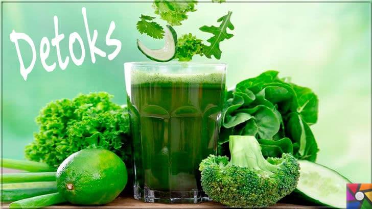 Doğal Detoks nasıl yapılır? Metabolizmayı hızlandıran en iyi 24 süper gıda | Brokoli gibi yeşil sebzeler tam bir detoks bitkileridir