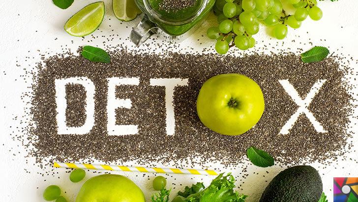 Doğal Detoks nasıl yapılır? Metabolizmayı hızlandıran en iyi 24 süper gıda | Her gün bir elma yiyin