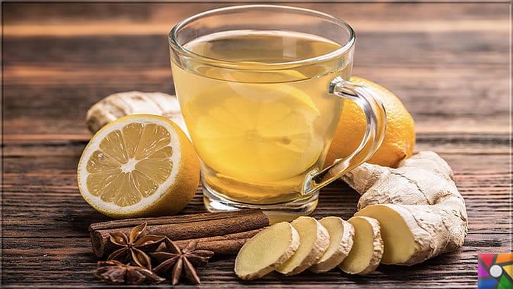 Doğal Detoks nasıl yapılır? Metabolizmayı hızlandıran en iyi 24 süper gıda | Limon, zencefil ve tarçın üçlüsü tam bir yağ yakan ve metabolizma hızlandırıcı etkisi vardır
