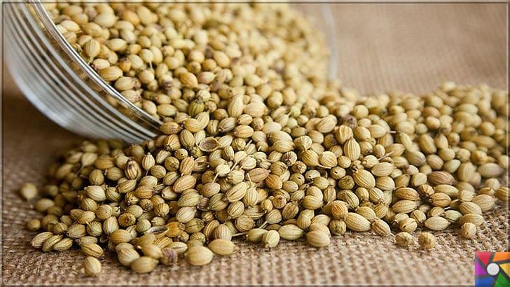 Doğal Detoks nasıl yapılır? Metabolizmayı hızlandıran en iyi 24 süper gıda | Kişniş tohumunu az alıp kendiniz havanda döverek öğütün
