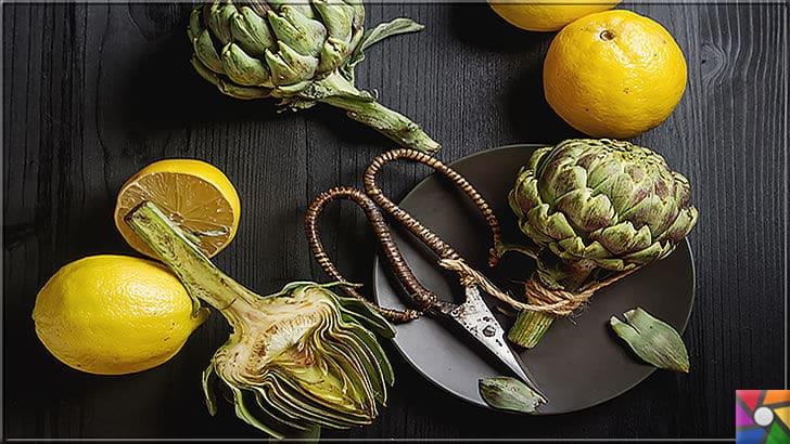Enginar Zayıflatır mı? Enginarın yararları ve zararları nelerdir? | Enginar özellikle zeytinyağı ve limonla birlikte tüketilmeli, yapraklarını kesinlikle çöpe atmamalıyız