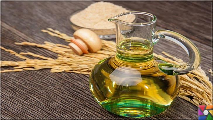 Kalp ve Damar Sağlığı için tüketilmesi gereken en önemli 40 süper gıda | Pirinç kepeği yağını güvenilir kaynaklardan alınız