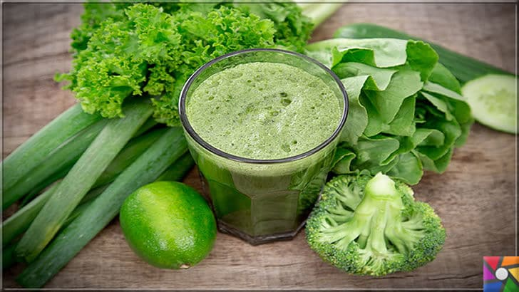 Kalp ve Damar Sağlığı için tüketilmesi gereken en önemli 40 süper gıda | Yeşil renkteki sebzeler Kalp ve Damar sağlığı için çok gereklidir
