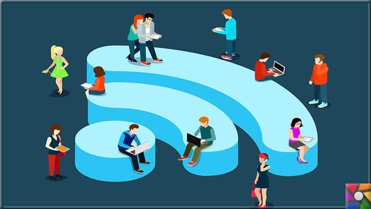 Lifi Nedir? Wifi Nedir? LiFi ve WiFi Arasındaki Farklar Nelerdir? | Kablosuz ağlar artık hayatımızın en önemli parçası oluverdi