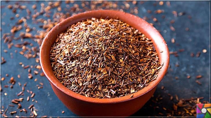 Rooibos Çayı zayıflatır mı? Rooibos Çayının yararları ve zararları nelerdir? | Doğal tatlı olan Rooibos çayı, zayıflama diyetlerine eklenebilir