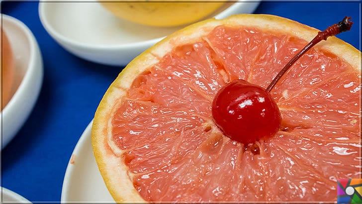 Sağlıklı bir Karaciğer için tüketilmesi gereken en iyi 21 gıda | Greyfurt yağ yakımını hızlandıran meyvelerdendir
