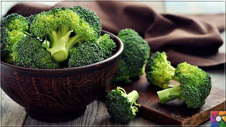 Sağlıklı bir Karaciğer için tüketilmesi gereken en iyi 21 gıda | Brokoli kalp ve karaciğer dostudur