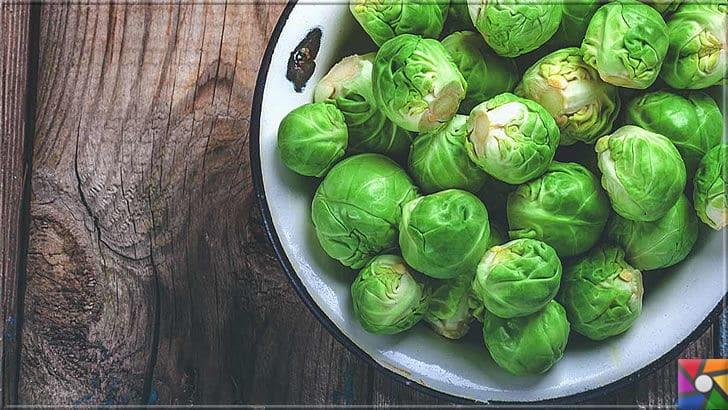 Sağlıklı bir Karaciğer için tüketilmesi gereken en iyi 21 gıda | Tam da karaciğere göre bir antioksidan, Bürüksel Lahanası