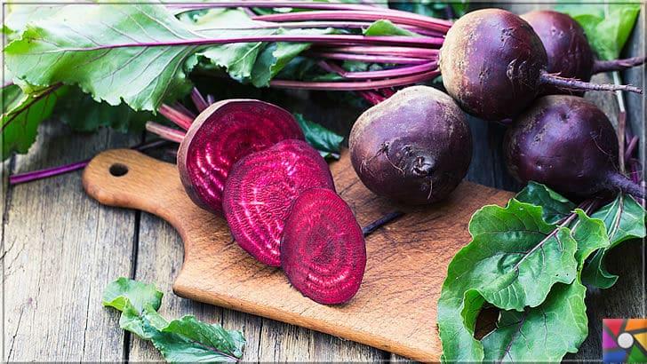 Sağlıklı bir Karaciğer için tüketilmesi gereken en iyi 21 gıda | Pancar suyu tam bir yağ yakıcıdır