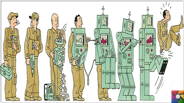 Teknoloji ile insan hayatına giren yenilikler nelerdir? Teknoloji zararlı mı? | Teknolojinin ilerlemesi ile Robotların iş hayatında yerini alması, dünyada işsizliği arttıracak gibi gözüküyor