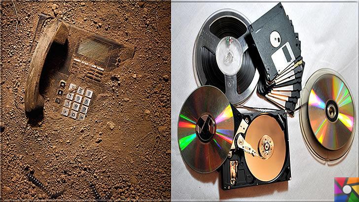 Teknoloji nasıl oluşmuştur? Teknolojinin ilerlemesinin önemi nedir? | Teknoloji insanların ihtiyacı neyse ona göre gelişir. Disketleri ve analog telefonları hatırlar mısınız?