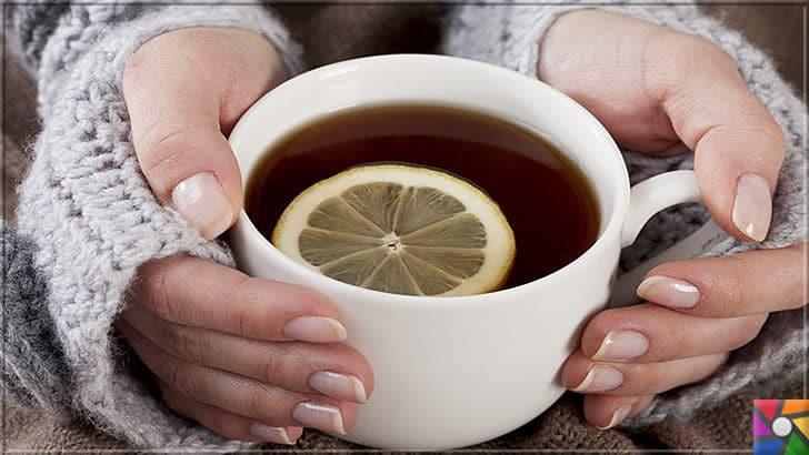 Yeşil çay içmek zararlı mı? Yeşil çayın sağlık üzerindeki 23 olumsuz etkisi nedir? | Yeşil çay yada siyah çay içerken içine kesinlikle bir parça limon atın yada sıkın