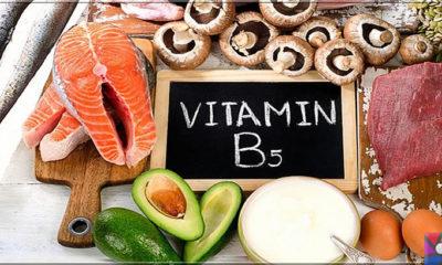 B5 Vitamini (Pantotenik Asit) Nedir? B5 Vitamini nelerde bulunur?