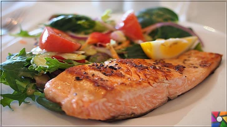 B5 Vitamini (Pantotenik Asit) Nedir? B5 Vitamini nelerde bulunur? | B5 Vitamini somon balığında çokça bulunur