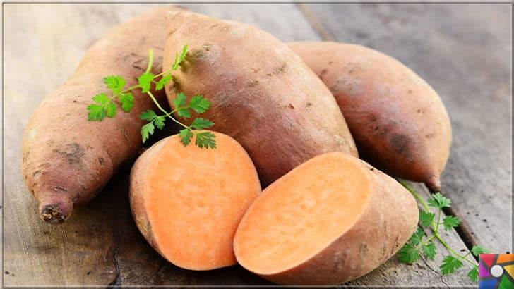 B5 Vitamini (Pantotenik Asit) Nedir? B5 Vitamini nelerde bulunur? | B5 Vitamini Tatlı Patateste fazlasıyla bulunur ama Türkiye'de satılmamaktadır