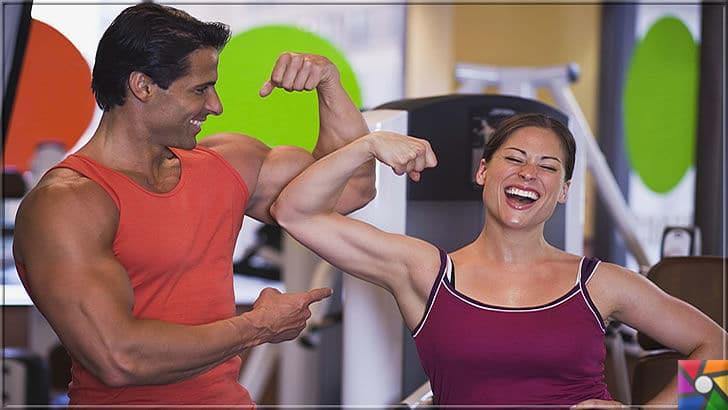 Biyolojik olarak kadınlar erkeklerden daha mı güçlü? Bilim ne diyor? | Kadınlar fiziksel güç sporlarında erkeklere göre kas yıkımından yapıma geçişi daha hızlı