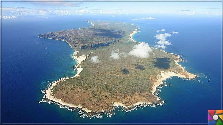 Dünyada girilemeyen 5 yasaklı bölge nerede? Yasaklı bölgelerin sırları ne? | Niihau veya Ni'ihau Adası