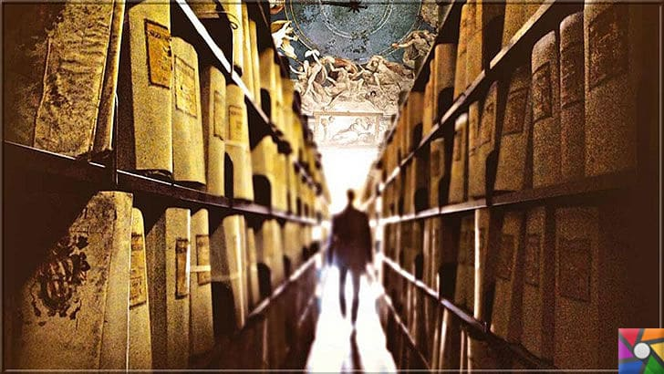 Dünyada girilemeyen 5 yasaklı bölge nerede? Yasaklı bölgelerin sırları ne? | Vatikan'daki Gizli Arşivler Bölümü 84 kilometre uzunluğunda